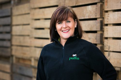 Paula from Puffin Produce