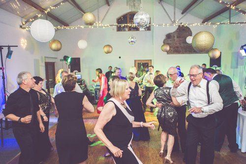 Dancing at the Blas y Tir Ball