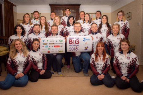 Pembrokeshire YFC BIG Adventure 2018