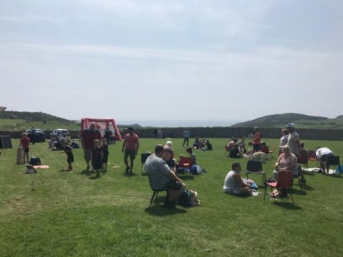 Crowds Gather at Open Farm Sunday 2018 in Pembrokeshire