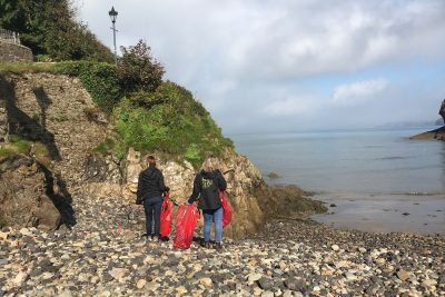 Puffin Produce All Wales Beach Clean 2018