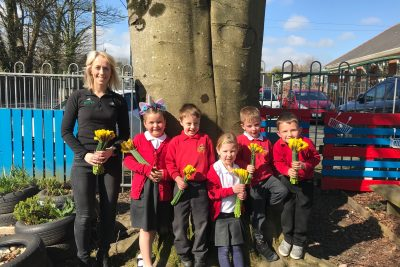 Puffin Produce Daffodil Donation 2019