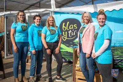 Blas y Tir Pembrokeshire County Show 2019 2